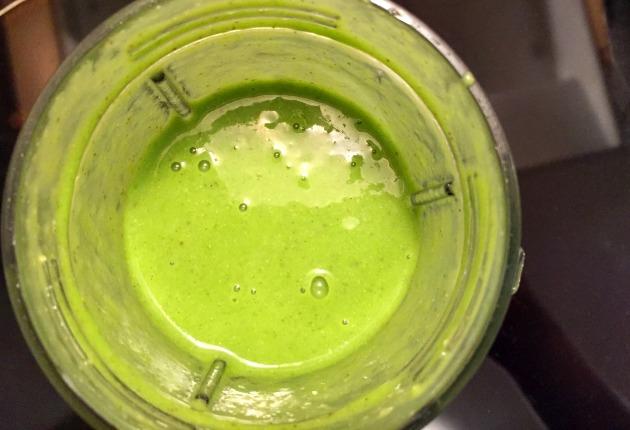 Green Mango Power Smoothie