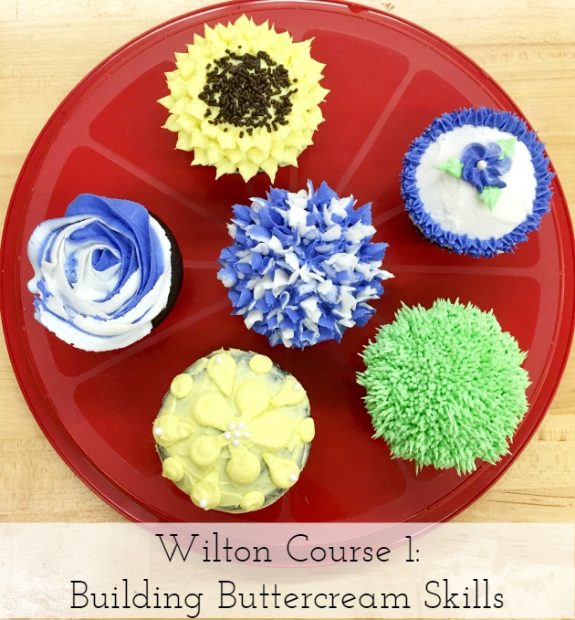 Review Wilton Course 1 - Lessons 1 and 3