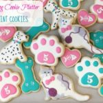 Cats & Dogs Decorated Cookies Part 3: Paw Print Cookies