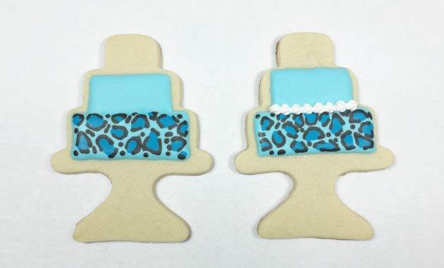 Birthday Cake Cookies Tutorial