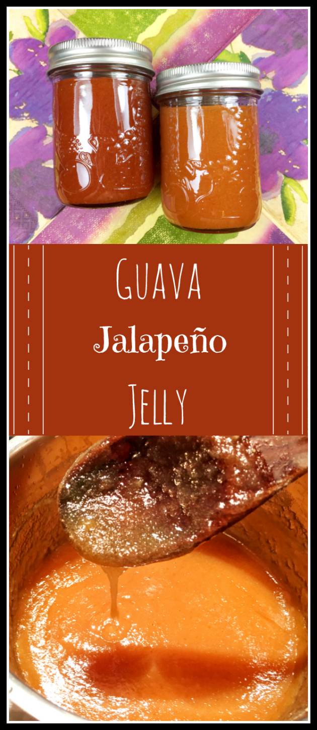 Guava Jalapeno Jelly Recipe